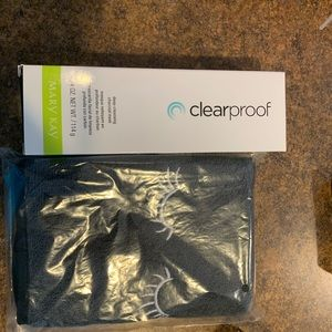 ClearProof Charcoal Mask